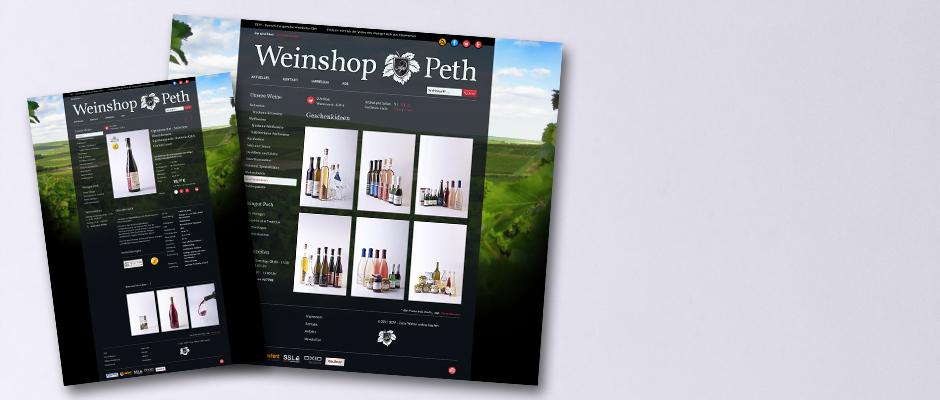 Weinshop Peth